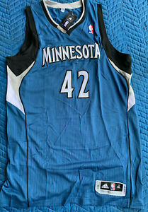 Minnesota Timberwolves *-* Autograph Kevin Love Authentic Adidas Jersey *_*NEW!!