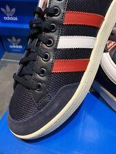 Adidas OG Americana Low UK 10 E 45 Suede & Mesh Classic Court Shoes RL Rod laver