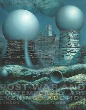 Christie `s catálogo Post Guerra & Arte Contemporáneo 2013