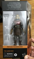 "Star Wars Black Series 6"" The Armorer Sealed New IN HAND Mandalorian Sealed"