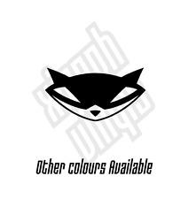 Sly Cooper pegatina de vinilo calcomanía Ps3 Xbox ningún fondo Corte Auto Ipad