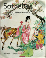 SOTHEBY'S CHINESE AND JAPANESE CERAMICS & WORKS OF ART / AMSTERDAM 2 MAY 2005