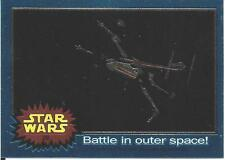 1999 Topps Star Wars Chrome Archives #28 Battle In Outer Space!
