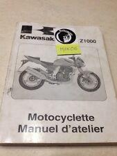 Kawasaki Z1000 Z 1000 A1 1000Z 2003 manuel atelier workshop manual en français
