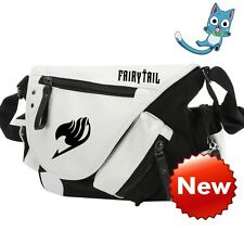 Bag Shoulder NEW Anime FAIRY TAIL Canvas Messenger Inclined shoulder bag Chic