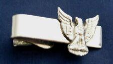 Robbins Co. Attleboro Cast Grey Metal Manufactured B S A Eagle Tie Clip
