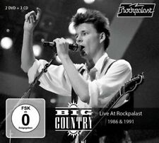 BIG COUNTRY - LIVE AT ROCKPALAST CD