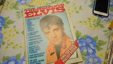 Elvis Presley Complete Elvis Magazine 1977 w/ Giant Poster