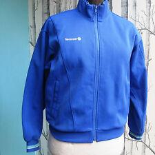 Asics Recorder XP:S Women's Blue Japanese Zip Up Running Track Jacket Top S 90cm