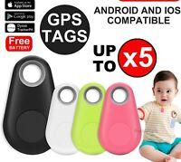Bluetooth iTag Tracker Child Pet Bag Wallet Key Car Finder GPS Locator Alarm Tag