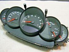 Porsche 996 Carrera instrument cluster very low mileage.US miles model.