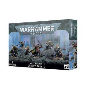 WARHAMMER 40K - ASTRA MILITARUM: GAUNT'S GHOSTS - PRESALE 619