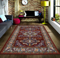 Area Rug Kilim design Persian Oriental Traditional