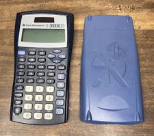 Texas Instruments TI-30X IIS Scientific Calculator 2-Line w/ Cover - TESTED!