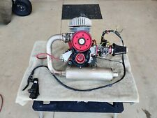 paramotor engine, Mz 313 engine with electric starter.