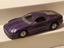1/40 Scale Aston Martin DB7 Coupe Maisto rubber tires door open pus back action