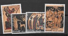 1974 Mnh Greece, Mi 1169-72