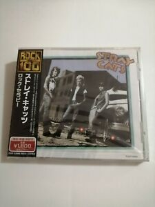 """STRAY CATS BRIAN SETZER """"ROCK THERAPY"""" CD. FACTORY SEALED"""