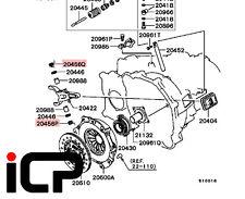 Clutch Release Fork Springs Fits: Mitsubishi Lancer Evolution EVO 4 5 6 7 8 9