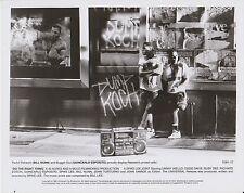 Spike LEE Giancarlo ESPOSITO RAP BLACK Photo Presse Originale DO THE RIGHT THING