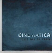(BZ13) Cinematica, Last man On Earth - 2011 DJ CD