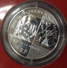 New listing 2006 France 1/4 Euro Benjamin Franklin Bu, 22.2 grams 0.900 Fine Silver