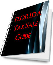 FLORIDA Tax Lien Certificate Tax Sale Guide NEW!