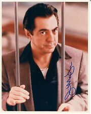 Joe Mantegna autograph 8x10 photo Godfather Mafia - Criminal Minds