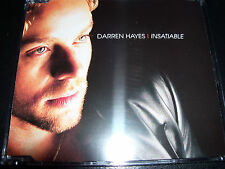 Darren Hayes Insatiable Australian 3 Track CD Single - Like New