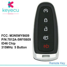 For Lincoln Navigator MKX MKT MKS 2011-2017 Smart Remote Car Key Fob M3N5WY8609
