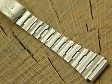 Seiko NOS Unused Vintage Deployment Clasp Stainless Steel Watch Band 13mm Ladies