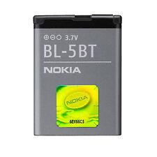 Bateria Nokia 2600 Classic 7510 Supernova BL-5BT 870mAh Original