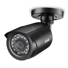 ZOSI 720P TVI 3.6mm Lens Day Night Vision IR CCTV Outdoor Home Security Camera