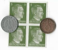 Orig Rare Old German WWII WW2 Germany Coin Stamp Great War Collection Lot AB22🔥