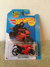 New 2013 Hot Wheels City Ducati 1199 Panigale