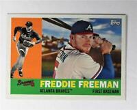2017 Topps Archives #53 Freddie Freeman - NM-MT
