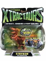 Mattel Xtractaurs STRYKEM Action Figure SEALED   FAST SHIPPING