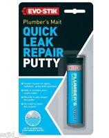 Evo-Stik Plumbers Mait Quick Leak Repair Putty 50g - FREE P&P