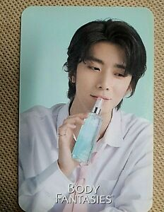 [ SF 9 ] pure soap Ver2 Body Fantasies SM official photo card