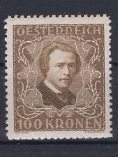 1922 Komponisten ANK 424 B Zähnung 11 ½ Postfrisch ** MNH € 100,--