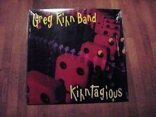 SEALED HI-FI PICK: Greg Kihn Band – KIHNTAGIOUS – Beserkley 60354 - MINT
