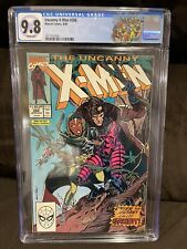 The Uncanny X-men 266 CGC 9.8 First FULL Appearance of Gambit! CUSTOM LABEL!