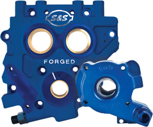 S & S Cycle TC3 Oil Pump & Cam Support Plate Kit 310-0732 FXD 06/Twin Cam 07-17