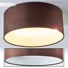 Deckenleuchte Deckenlampe Wohnzimmer Lampe Spot Rund Glas Trio 6800011-01 Deckenlampen & Kronleuchter