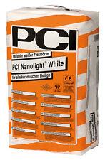 PCI nanolight blanc 15 kg Colle flexible pour tous substrats et toutes carrelage