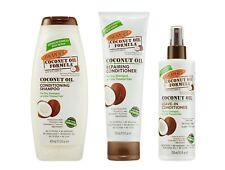 Palmer's Coconut Oil Set Shampoo | Conditioner | Leave-In Conditioner 3 pcs SET