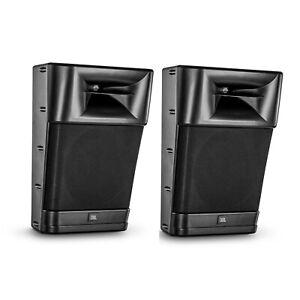 """Pair, JBL 9300 Cinema Surround Loudspeaker 2-Way Passive 1"""" HF 10"""" Woofer"""