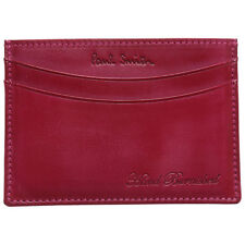 Paul Smith porta carte di credito, Credit card case burnished leather