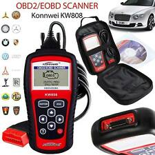 MaxiScan MS509 KW808 OBD2 OBDII EOBD Scanner Car Code Reader Tester Diagnostic