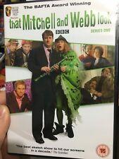 That Mitchell And Webb Look Season 1 region 2 DVD (UK sketch comedy tv series)